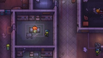 Screenshot4 - The Escapists 2 - Wicked Ward