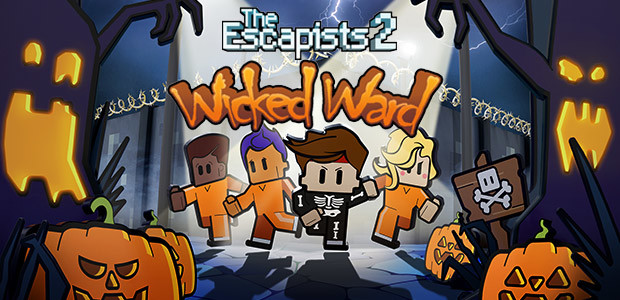 The Escapists 2 - Wicked Ward - Cover / Packshot
