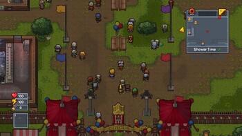 Screenshot1 - The Escapists 2 - Big Top Breakout
