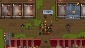 Screenshot3 - The Escapists 2 - Big Top Breakout