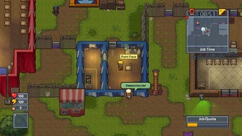 Screenshot5 - The Escapists 2 - Big Top Breakout