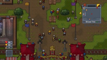 Screenshot1 - The Escapists 2 - Big Top Breakout