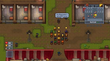 Screenshot3 - The Escapists 2 - Big Top Breakout