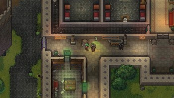 Screenshot1 - The Escapists 2 - Dungeons and Duct Tape
