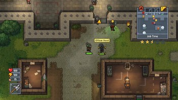 Screenshot3 - The Escapists 2 - Dungeons and Duct Tape