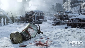 Screenshot1 - Metro Exodus