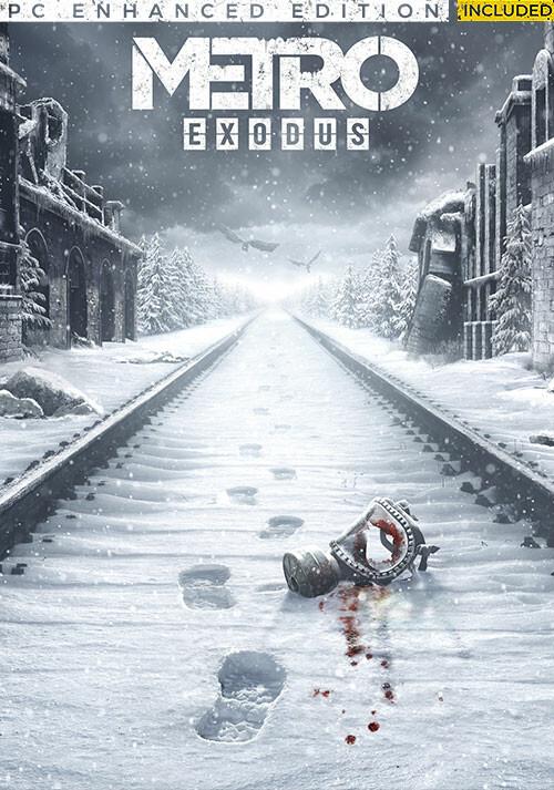 Metro Exodus - Cover / Packshot