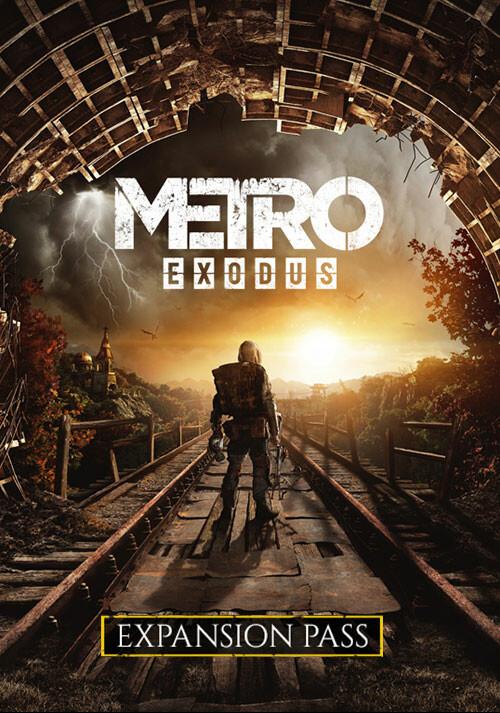 Metro Exodus Expansion Pass - Cover / Packshot
