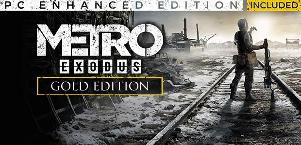 Metro Exodus - Gold Edition - Cover / Packshot