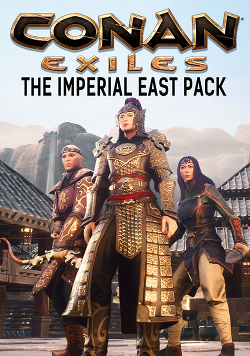 Conan Exiles - The Imperial East Pack - Cover