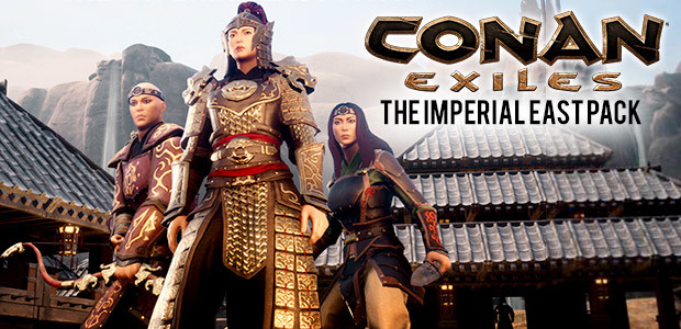 Conan Exiles - The Imperial East Pack - Cover / Packshot