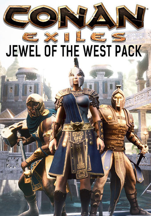 Conan Exiles - Jewel of the West Pack - Cover / Packshot