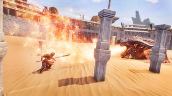 Screenshot1 - Conan Exiles - Jewel of the West Pack