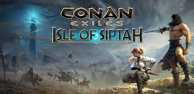 Conan Exiles: Isle of Siptah - Cover / Packshot