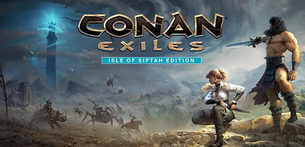 Conan Exiles: Isle of Siptah Edition
