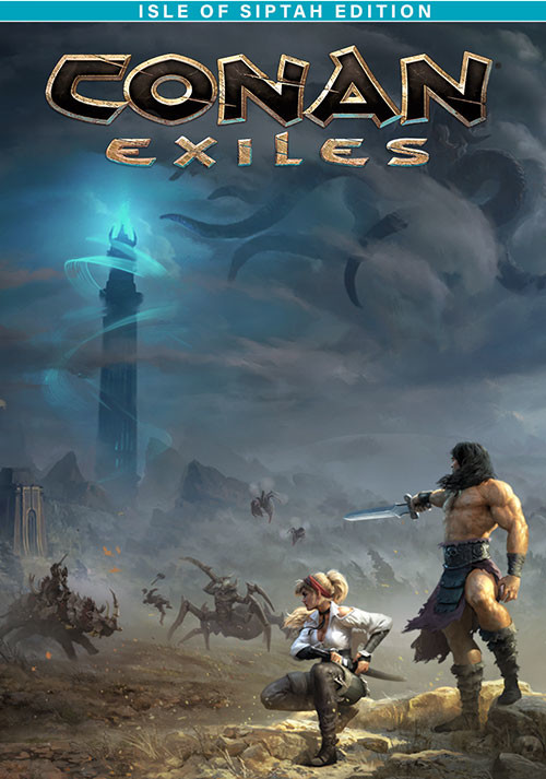 Conan Exiles: Isle of Siptah Edition - Cover / Packshot