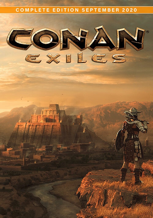 Conan Exiles: Complete Edition September 2020 - Cover / Packshot