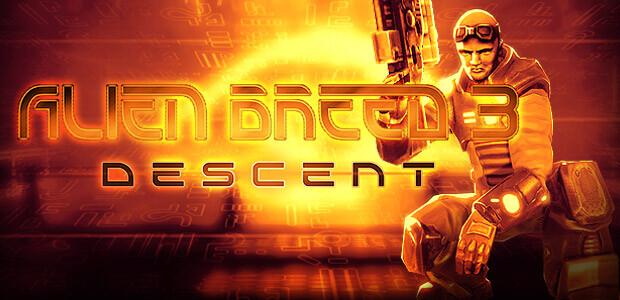 Alien Breed 3: Descent - Cover / Packshot
