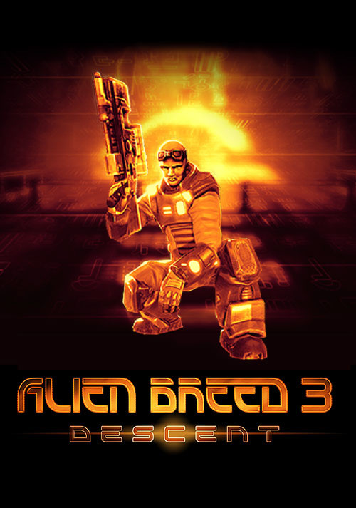 Alien Breed 3: Descent - Cover
