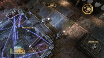 Screenshot8 - Alien Breed 3: Descent
