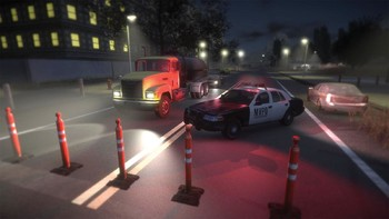 Screenshot1 - Enforcer: Police Crime Action