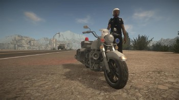 Screenshot3 - Enforcer: Police Crime Action