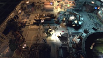 Screenshot4 - Alien Breed: Impact