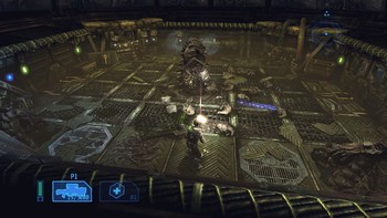 Screenshot1 - Alien Breed Trilogy