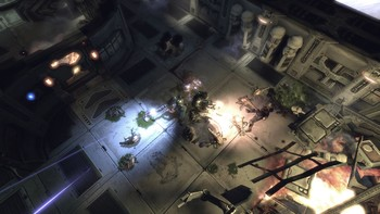 Screenshot3 - Alien Breed Trilogy