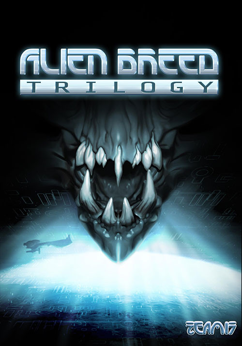 Alien Breed Trilogy - Cover