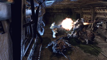 Screenshot5 - Alien Breed Trilogy