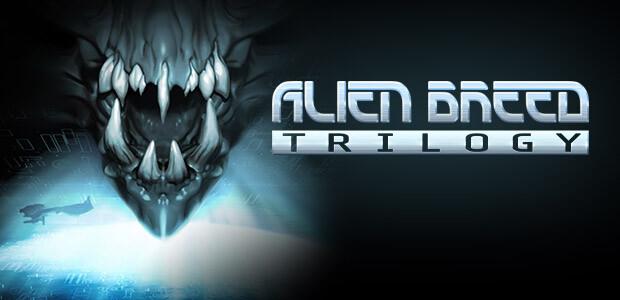 Alien Breed Trilogy - Cover / Packshot