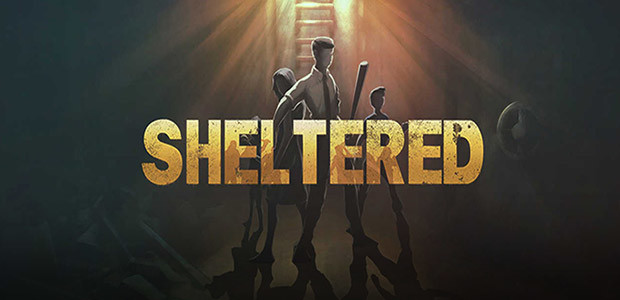 Sheltered - Cover / Packshot