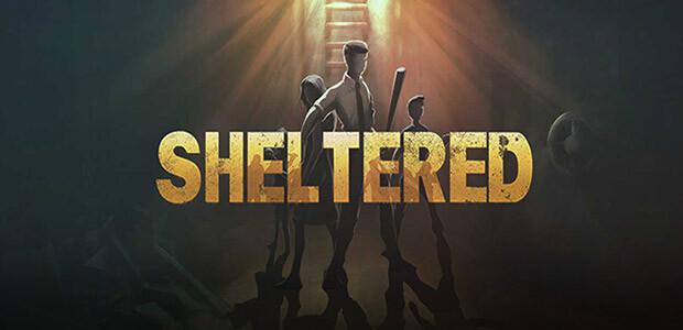 Sheltered - Cover / Packshot