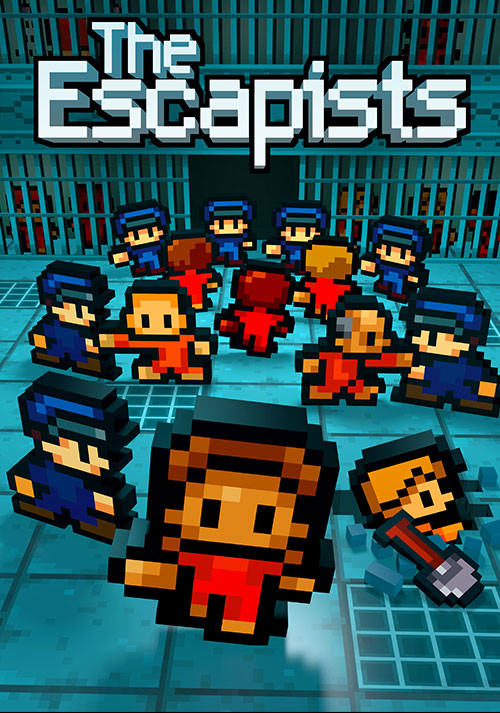 The Escapists - Cover / Packshot