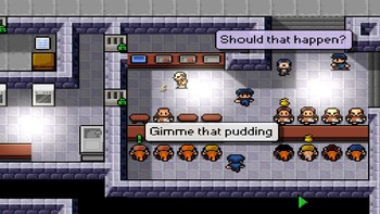 Screenshot10 - The Escapists