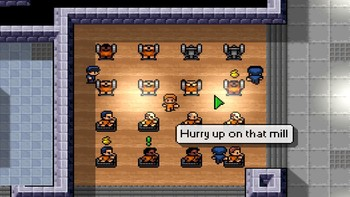 Screenshot7 - The Escapists