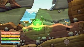 Screenshot2 - Worms Clan Wars