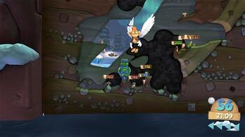 Screenshot3 - Worms Clan Wars