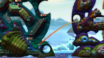 Screenshot1 - Worms Clan Wars