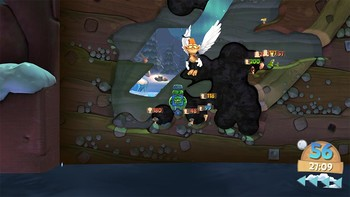 Screenshot3 - Worms Clan Wars