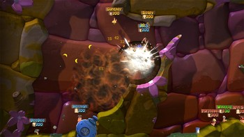 Screenshot7 - Worms Clan Wars