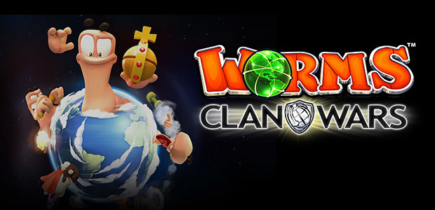 Worms Clan Wars - Cover / Packshot