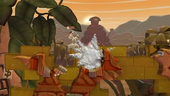 Screenshot4 - Worms Clan Wars