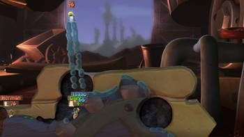 Screenshot5 - Worms Clan Wars
