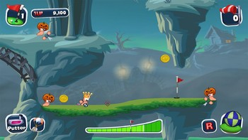 Screenshot6 - Worms Crazy Golf