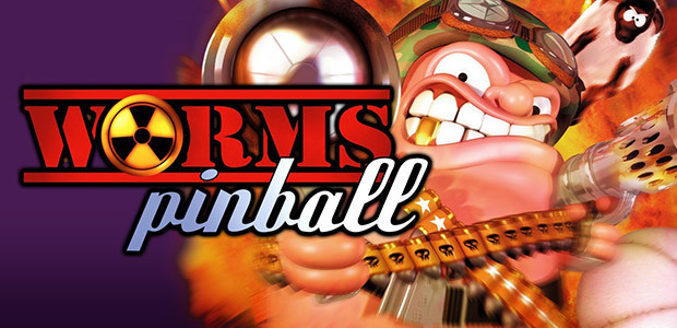 Worms Pinball - Cover / Packshot