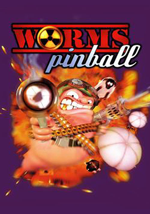 Worms Pinball - Cover