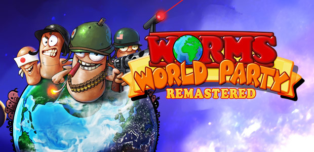 Worms World Party Remastered - Cover / Packshot