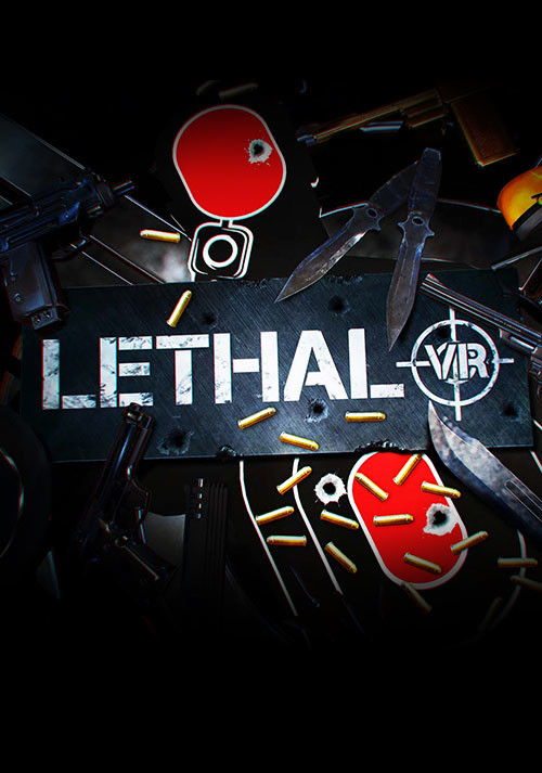 Lethal VR - Cover / Packshot